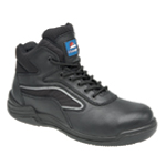 Black HyGRIP Safety Trainer Boot (4203)