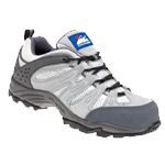 Ladies Grey Safety Trainer (4032)
