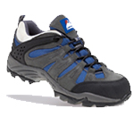 Ladies Dark Grey Safety Trainer (4033)