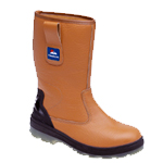 Tan Leather Rigger Boot (5020)