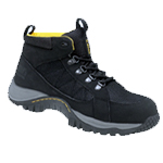 Black Hamilton Safety Boot (6911)