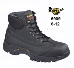 Black Heath Safety Boot (6909)