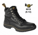 Black Purlin Safety Boot (6918)