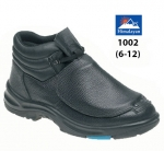 Black  Safety  Boot (1002)