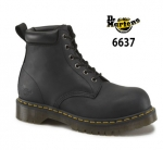 Forge ST Black 6 Eye Boot (6637)