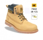 Holton Honey Nubuck Leather Safety Boot (7042)