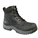 Falcon Black 6 Eye Boot (6659)