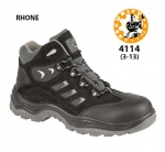 4114 RHONE Black Safety Boot