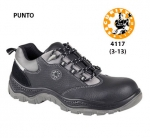 4117 PUNTO Black Safety Shoe