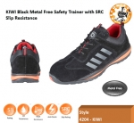 4204 KIWI Black Composite Trainer