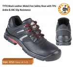 4212 TYTO Black Safety Shoe