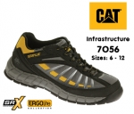 7056 Grey/Yellow Infrastructure Safety Shoe