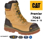 7063 Premier Honey Safety Boot