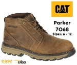 7068 Parker Dark Beige Safety Boot