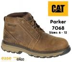 7068 Parker Dark Beige Safety Boot