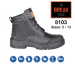 8103 Trench-Pro Black Safety Boot