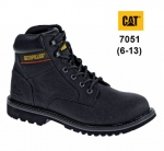 Black Electric Safety Boot (7051)
