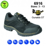 Black Gunaldo Safety Shoe (6916)