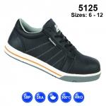 Black Iconic Skater Shoe (5125)