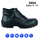 Black Lorica Safety Boot (9404)