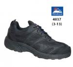 Black Micro Sport Trainer (4037)