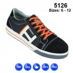 Black Skater Style Footwear (5126)