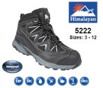 Black Waterproof Safety Boot (5222)
