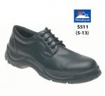 Black Wide Grip NON SAFETY Shoe (S511)