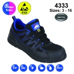 Black #Electro ESD Safety Trainer (4333)