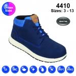 Blue #Urban Nubuck Sneaker Safety Boot (4410)