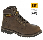 Brown Electric Safety Boot (7052)