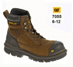 Brown Gravel Safety Boot (7055)