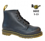 CLEARANCE Dr Martens Black 6eye 101st Safety Boot (6602)