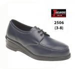 CLEARANCE Ladies Navy Shoe (2506)