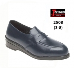 CLEARANCE Ladies Navy Shoe (2508)