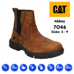 Cat Abbey Honey Dealer Safety Boot (7046)