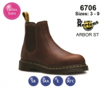 Dr Martens ARBOR ST Teak Leather Womens Safety Boot (6706)