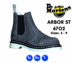 Dr Martens ARBOR ST Grey Womens Safety Boot (6702)