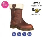 Dr Martens BELSAY ST Teak Leather Womens Safety Boot (6708)