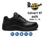 Dr Martens CALVERT ST Leather Safety Shoe (6675)