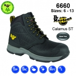 Dr Martens Calamus ST Black Safety Boot (6660)