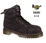 Dr Martens Fairleigh ST Black Safety Boot (6666)