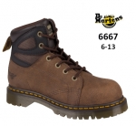 Dr Martens Fairleigh ST Brown Safety Boot (6667)