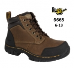 Dr Martens Riverton Brown Safety Boot (6665)