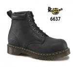 Forge ST Black 6 Eye Boot (6637)
