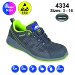 Grey #Electro ESD Safety Trainer (4334)