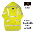 Hi Viz Breathable Flex-anorak (HJ11)