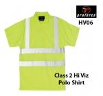 Hi Viz Polo Shirt (HV06)
