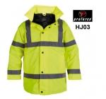 Hi Viz Site Jacket (HJ03)