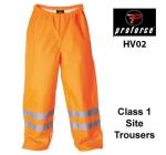 Hi Viz Site Trousers (HV02)